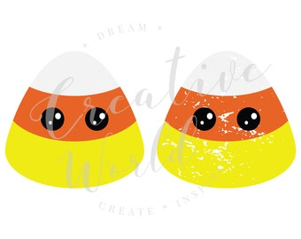 image regarding Candy Corn Printable named Sweet corn printable Etsy