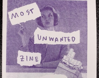 Most Unwanted Zine