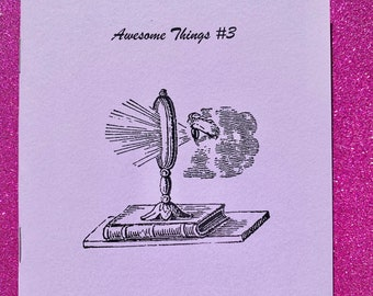 Awesome Things zine #3