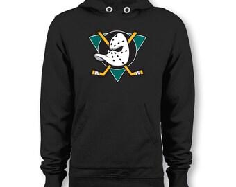 8fe3600a7 Mighty ducks hoodie | Etsy