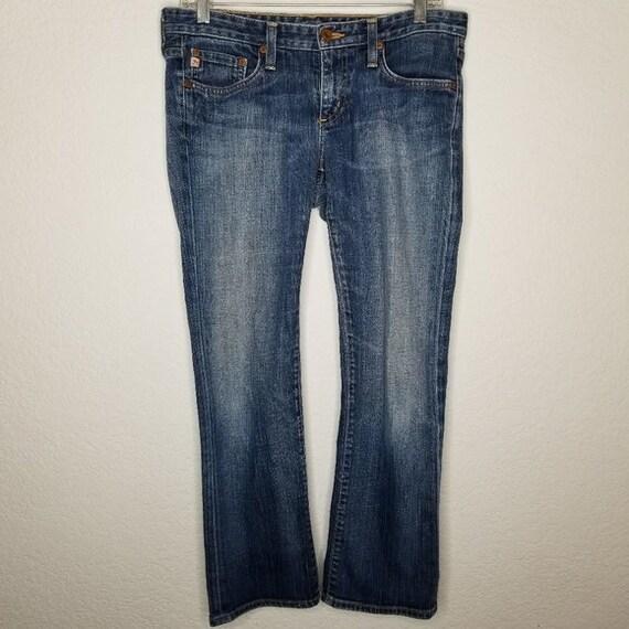 Big Star Vintage Denim Medium Wash Rikki Jean