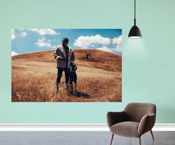 Brockhampton Saturation 3 New Hip Hop Rap Album Silk Canvas Poster 13x20 24x36