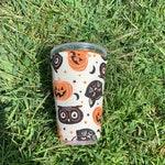 Halloween Cup Cozy