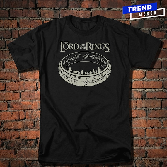 Lord of the Rings The Nine Langarmshirt