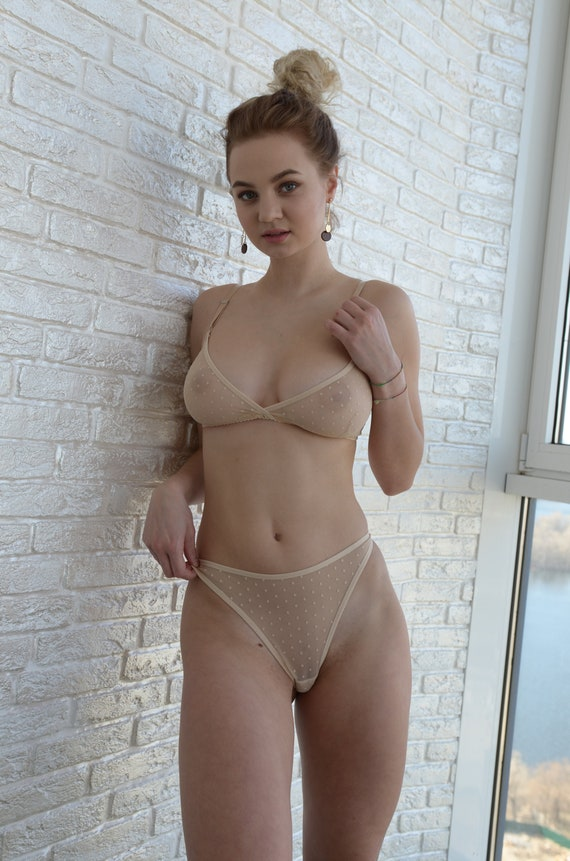 Sexy See Through Lingerie