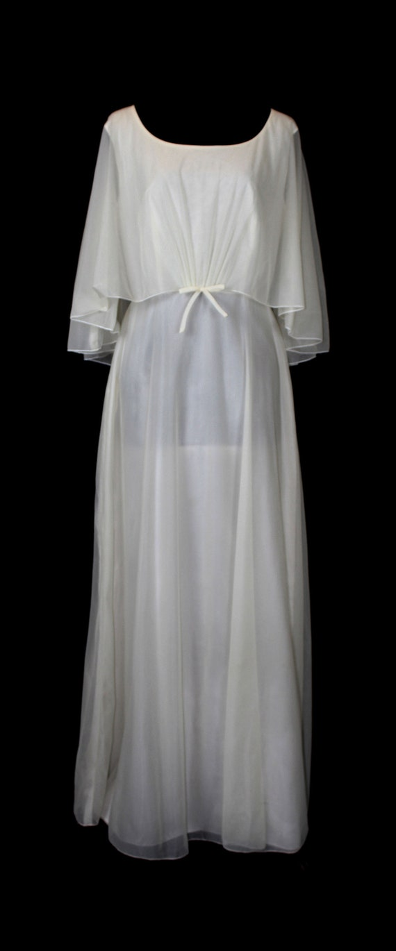 Vintage Wedding Dress | 1970s Vintage Wedding Dres