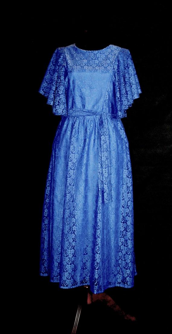 Vintage Wedding Dress | 1980s Wedding Dress