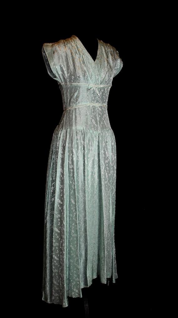 1920s Vintage Wedding Dress | 1920s Wedding Dress