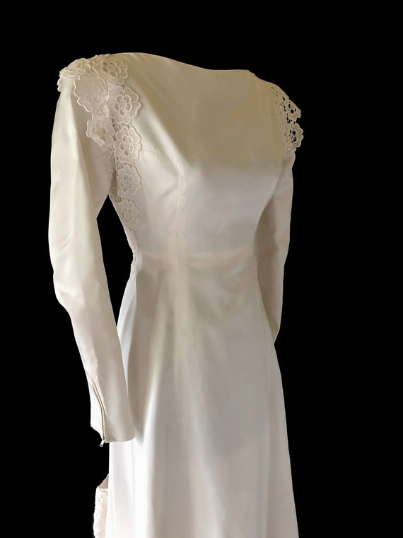 1930s Vintage Wedding Dress | 1930s Wedding Dress