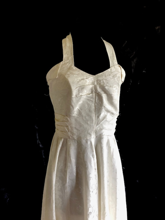 Vintage Wedding Dress | 1950s Wedding Dress | Ivor