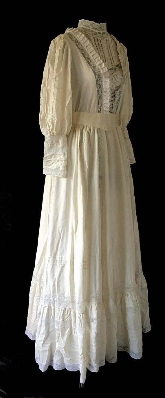 1980s Vintage Wedding Dress | Mr Gubbins Vintage W