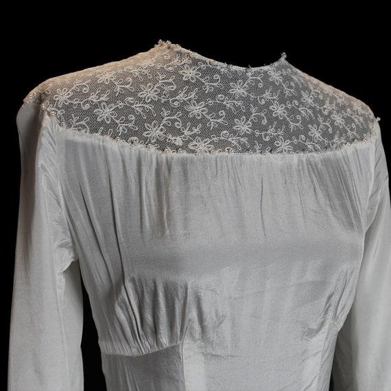 Vintage Wedding Dress | 1950s Wedding Dress | Para