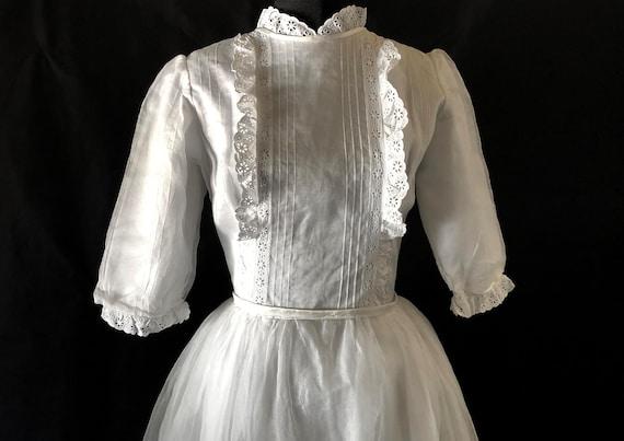 Vintage Wedding Dress | 1960s Wedding Dress | 60s