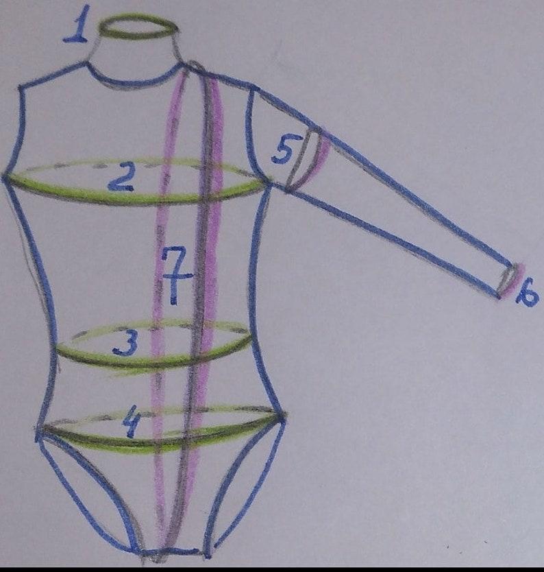 acrobatics \u65b0\u4f53\u64cd\u30ec\u30aa\u30bf\u30fc\u30c9 RG leotard Custom Made Girls Rhythmic Gymnastics Leotard