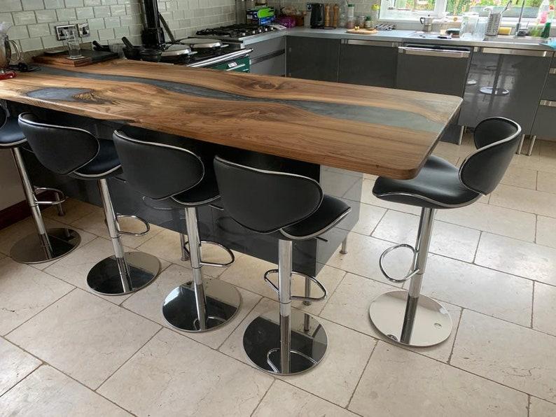 Epoxy Resin Kitchen Worktop