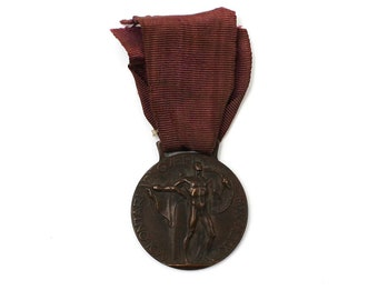 1915 Relay Race Medal Portland Me.