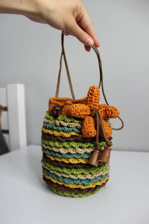 Jamin Puech bag, purse, bucket bag, clutch
