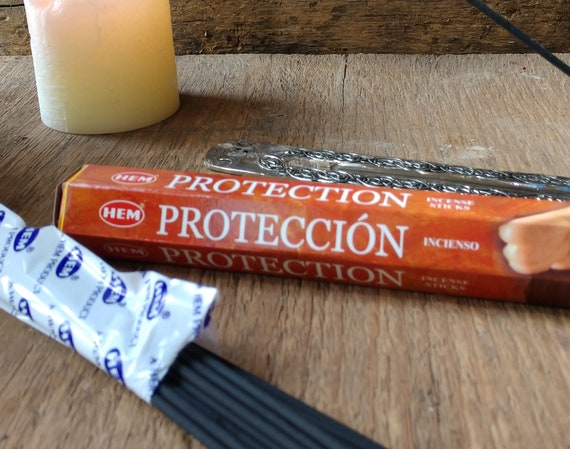 Hem Protection Incense, Witch's Incense, Protection Incense, Magick Ritual Incense, Stick Incense, Hem Incense