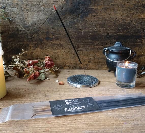 Samhain Incense, Stick Incense, Sacred Samhain Incense Sticks, Witch's Incense, Wiccan Incense