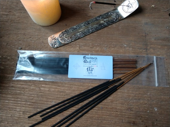 Air Elemental Incense, Stick Incense, Witch's Incense Sticks, Pagan Incense, Wiccan Incense, Elemental Stick Incense