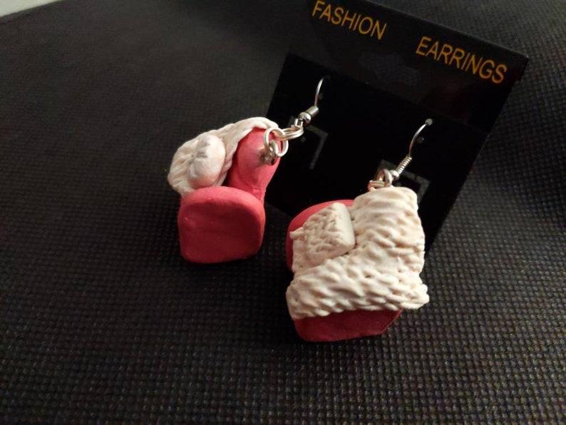 Recliner Earrings!