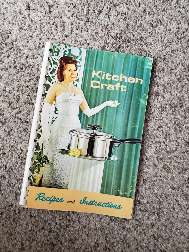 Kitchen Craft Recipes and Instructions