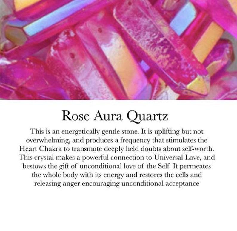 Blue Moon Ritual Bracelets Herkimer Diamond High Vibration Destiny Soulmate Love Twin Flame Love Bracelet Rose Aura Quartz