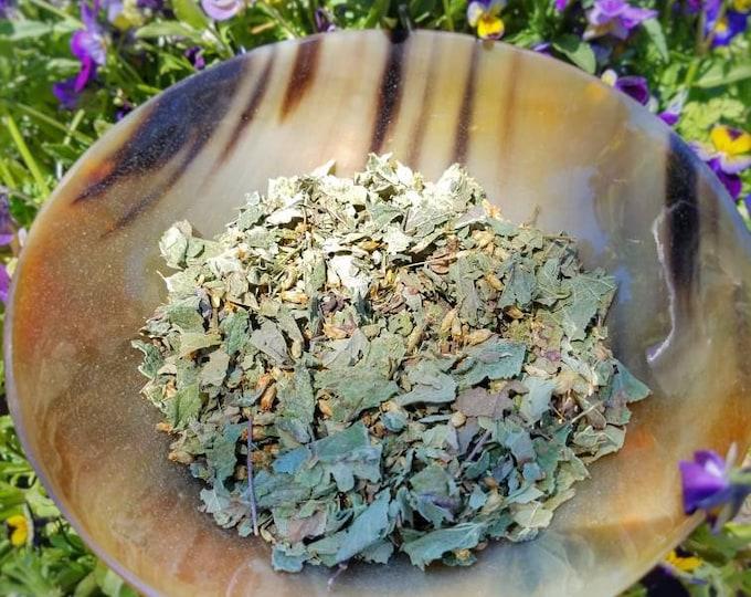 Mexican Dream Herb Calea Zacatechichi Leaf of God, Dream Magic, Lucid Dream, Hand Processed Premium High Grade Calea Ternifolia Oneirogen