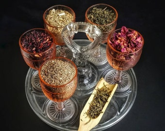 Dream Magick Spell Kit Sampler Apothecary Starter Kit Herbalism Incense Wicca Ritual Pagan Smudge Medicinal Chakra Reiki Astral Travel Lucid