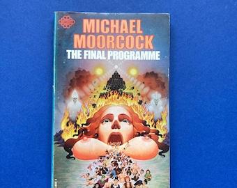 Michael Moorcock - The Final Programme Vintage Sci-fi Paperback 1971