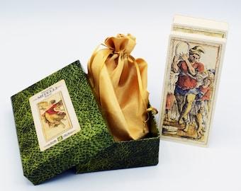 Ancient Tarot of Mitelli 1660 STANDARD BOX