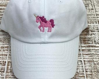 Tiny Deisgn Baseball Caps Unicorn Hat