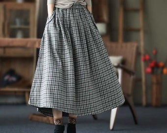 Women\u2019s Clothes with Pockets from Afterhoursdropbox on Etsy Vintage Skirt Wrap Skirt