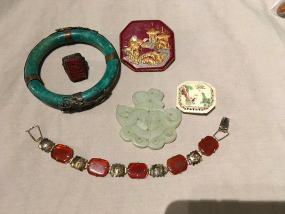 Vintage Chinese jewellery