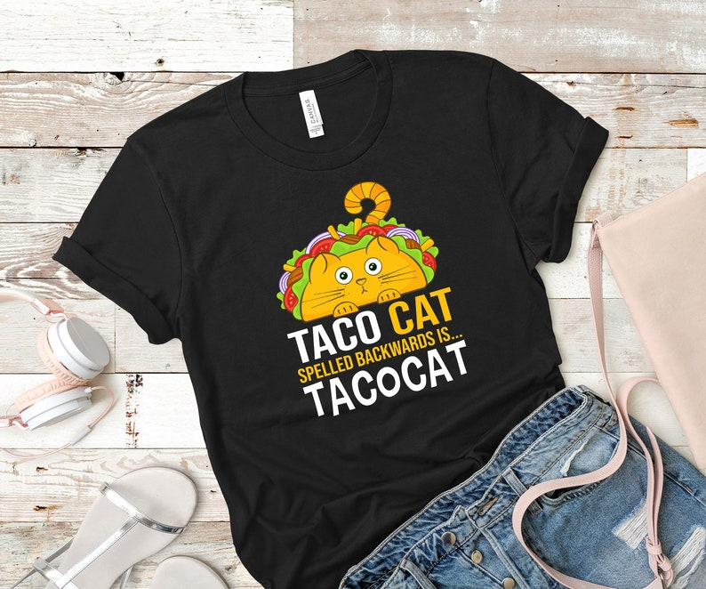 Taco Cat Shirt Masswerks Store