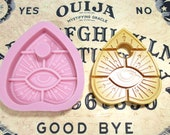PLANCHETTE - Wax Melt Snap Bar Silicone Mould - Exclusive Design - Make Your Own Scented Wax Melts - Makes 25g Bars