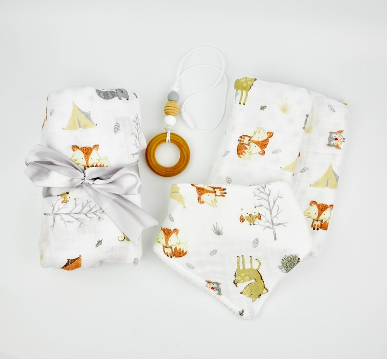 Woodland Expecting Mom Gift Set  image 0