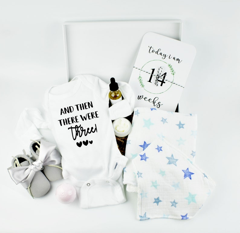 Baby Shower Gift Set for Mom To Be image 0