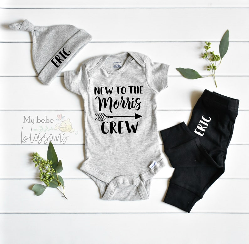 Baby Boy Coming Home Outfit Perfect Going Home Outfit image 0