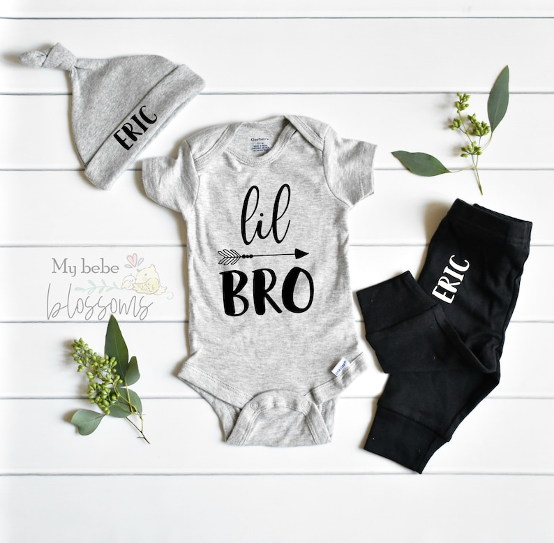 Baby Boy Coming Home Outfit  Going Home Outfit image 0