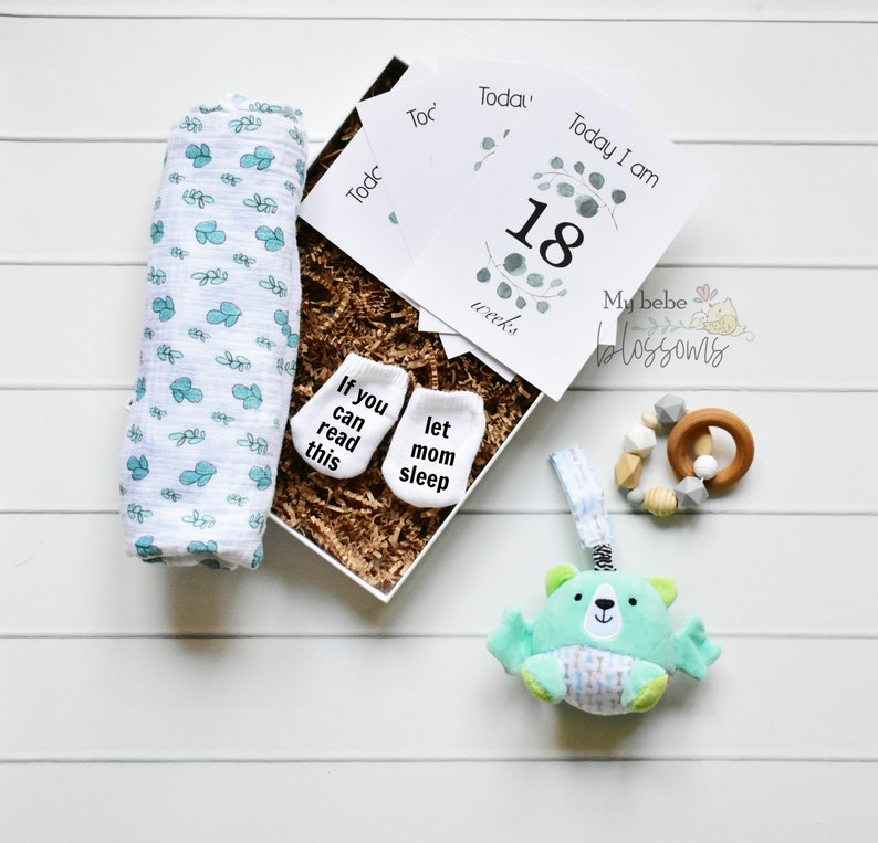 Baby Shower Gift Gender Neutral  Personalized image 0