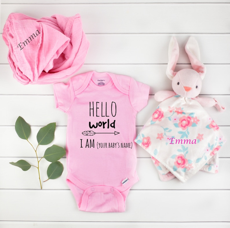 Baby Girl Coming Home Outfit image 0