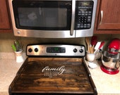 Custom Stove Top Cover / Noodle Board / Charcuterie Board / Serving Tray / Sink Cover