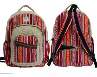 Tribal Native US Eagle Interest Print Custom Unique Casual Backpack School Bag Travel Daypack Gift