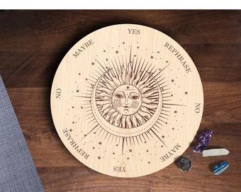 Sun & Moon Pendulum Board
