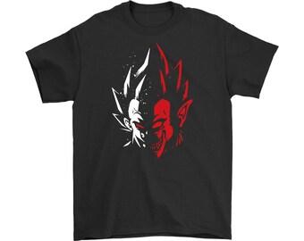 6cfbf978 Dragon Ball Z Vegeta Great Ape Men's T-Shirt