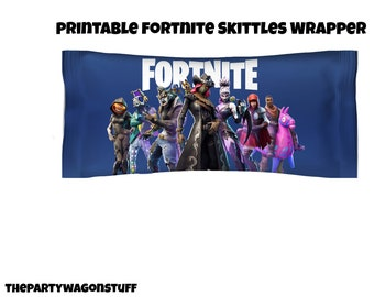 photo relating to Fortnite Printable Images named Fortnite printable Etsy