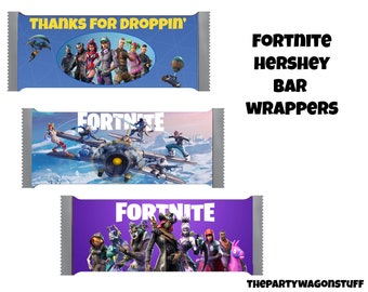 image about Fortnite Printable Images called Fortnite printable Etsy