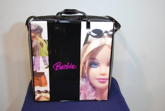 90s Barbie carry case