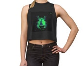 The Fair Attempts Carnal Insect Women's Crop top